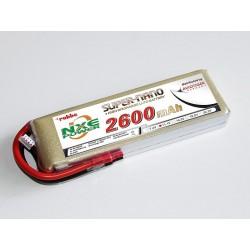 Aviotiger Batteria Li-po 11,1V 2600mAh 30C 3S (art. 6616NXE)