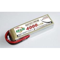Aviotiger Batteria Li-po 14,8V 4000mAh 35C 4S (art. 6629NXE)