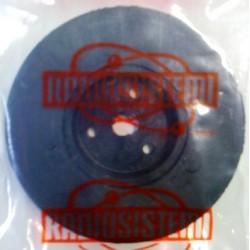 Radiosistemi Ruota in gomma ricambio cassetta Unistart (art. 3517)