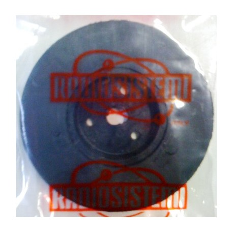 Radiosistemi Ruota in gomma ricambio cassetta Unistart 2000 (art. RS3517)