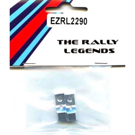 EZpower Supporto servocomando in alluminio (art. EZRL2290)