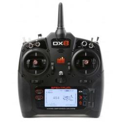 Spektrum Nuova DX8 GEN 2 DSMX 8 ch solo Tx Mode 2 (art. SPMR8000EU)
