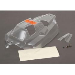 Losi Carrozzeria trasparente per Losi 8IGHT Buggy 4.0 (art. TLR240008)