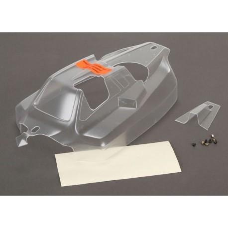 Losi Carrozzeria trasparente per Losi 8IGHT Buggy 4.0 (TLR240008