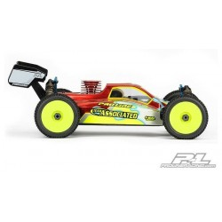 Pro-Line Carrozzeria Bulldog per Associated RC8 (art PRT3328-00)