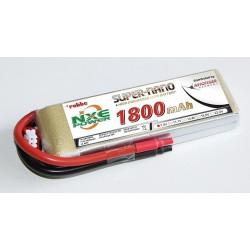 Aviotiger Batteria Li-po 7,4V 1800mAh 35C 2S (art. 6610NXE)