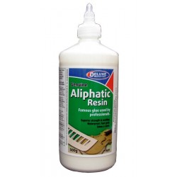Delux Resina Alifatica 500 grammi (art. DELUX-AD9)