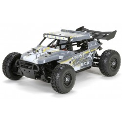 ECX Roost 1/18 4WD Desert Buggy RTR Grey/Yellow (art ECX01005IT2