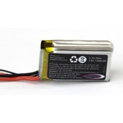 Jamara Batteria Li-Po 2S 7,4V 1200mAh 8,88Wh (art. 423064)