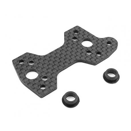 Xray 354050 Graphite Center Diff Mounting Plate
