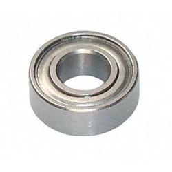 Cuscinetto a sfere 6x12x4mm schermato acciaio (art. MR126ZZ)