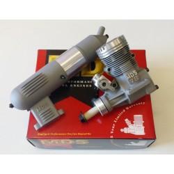 MDS Motore 78 Pro R/C 13,0cc con Silenziatore (art. MDS078)