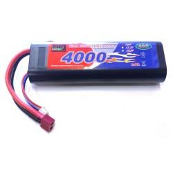 Batteria Li-po 7,4V 4000mAh 40C Deans (art. BAL4000)