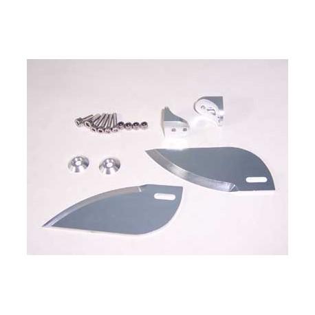Scorpio Coppia derive regolabili 37x85mm (art. BOR-62180S)