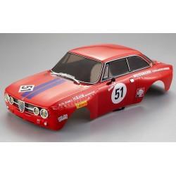 Carrozzeria Alfa Romeo 2000 GTAm 190mm verniciata (art. KB48251)