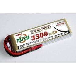 Aviotiger Batteria Li-po 7,4V 3300mAh 35C 2S (art. 6619NXE)