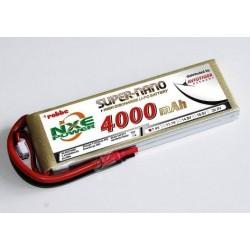 Aviotiger Batteria Li-po 7,4V 4000mAh 30C 2S (art. 6627NXE)