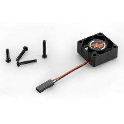 Hobbywing Ventola di raffreddamento 25x25x10mm Xerun 120A V2.1 attacco BEC (art. 30860003)