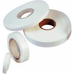 Jamara Fascia per cerniera adesiva trasparente 30mmx10m (art. 179886)