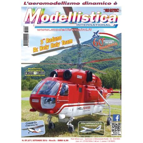 Modellistica Rivista di modellismo n°09 Settembre 2016