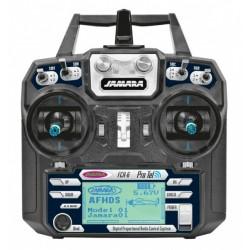Jamara Radiocomando FCX-6 Pro 2,4GHz 6Ch Telemetria (art 061261)