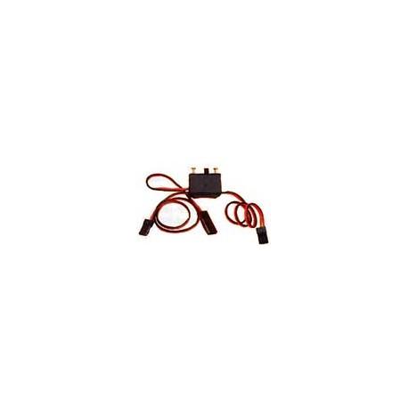 Hitec Interruttore con presa di ricarica (art. 57215S)