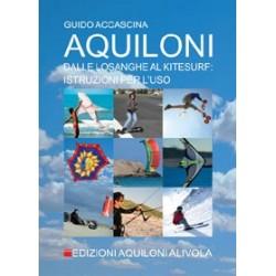 Alivola Libro aquiloni dalle losanghe al kitesurf (art. 1002B)